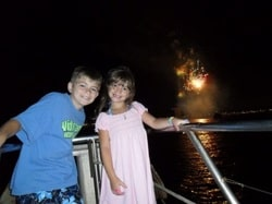 4th of July / Fireworks Cruise