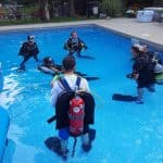 Scuba diving lessons, NJ