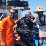 wreck diving, Belmar, NJ