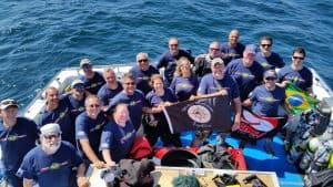 2017 Ol Salty II Dive Adventures and Expeditions, NJ